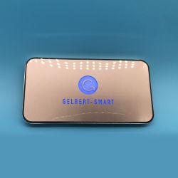 Творческий бизнес подарок светодиодный индикатор питания рекламы банков с настраиваемый логотип