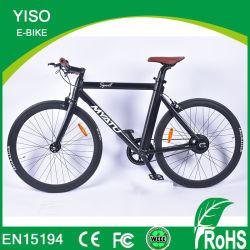 Giù bicicletta elettrica di aiuto del pedale della bicicletta della batteria del tubo