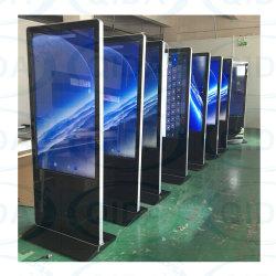 """다중 매체 42 """" 웹 사진기를 가진 Digita LCD 간이 건축물 접촉"""