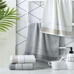 Из жаккардовой ткани с высокими требованиями полотенце с помощью текстильных изделий из микроволокна