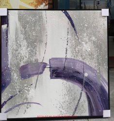 La nouvelle huile artisanal populaire moderne peintures pour décoration murale