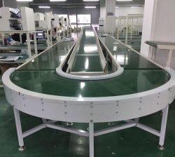 De Transportband van de Riem van pvc van de Zijwand van de Boon van de Koffie van het Ce- Certificaat met het Vervoeren van Graad wordt 0-90 gebruikt die