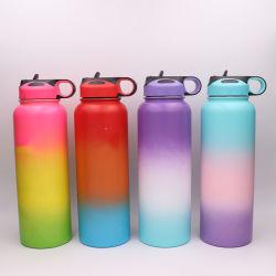40oz автоклавы вакуума бутылка воды силиконовый чехол гильзы