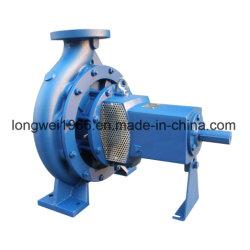 Phase unique horizontal fin d'aspiration pompe à eau centrifuge (XA 50/13)