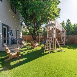 Kunstmatige Gras van de Apparatuur van het Golf van de Tuin van de Prijs van de fabriek het Goedkope