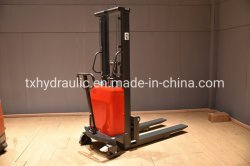 Fabricado na China o manuseio de materiais de Elevação carro porta-paletes Noblelift Peças Semi Empilhador eléctrico 1 toneladas 1,5 toneladas 2 Toneladas Empilhador de qualidade