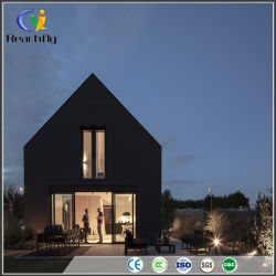 Het klassieke Eenvoudige Lichte Huis van het Ontwerp van het Staal