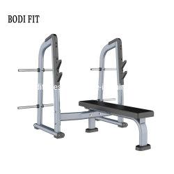 صالة ألعاب رياضية لمبنى الجسم معدات رياضية للتمارين الرياضية مقعد أوليمبى مسطح