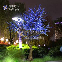3m preço de fábrica levou as luzes da árvore Artificial 24V 2,5M LED 1860 100W branco Árvore de Frutos cereja