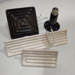 Elektrische Keramik Far Infrarot-Heizung-Keramik Radiant Wärmeplatten