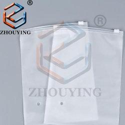 Custom молнией упаковочный мешок для одежды
