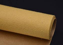 Ecológica Suave tela de microfibra piel artificial en el uso de cuero de microfibra, tejido de sofá, sillas para coche