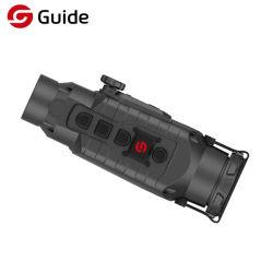 Con el objetivo Mini Dual-Use de alta precisión el alcance del Rifle Infrared Thermal imaging camera la cámara de Visión Nocturna Monoculares de caza
