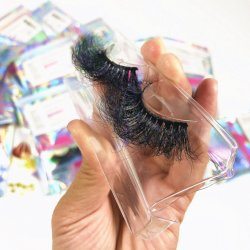 3D de pestañas de visón Maynice dramática Mink pestañas