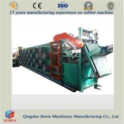 Резиновый Лист резины пальчикового типа на заводе системы охлаждения машины с меньшими затратами труда для обработки резины