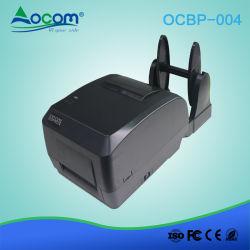 USB de 4 pulgadas de transferencia térmica y Térmica Directa POS Impresora de etiquetas de códigos de barras
