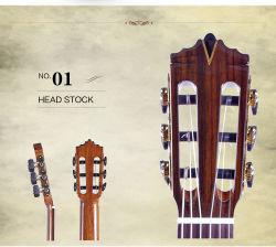 39inch het goedkope Muzikale Instrument van de Gitaar van de Gitaar Klassieke
