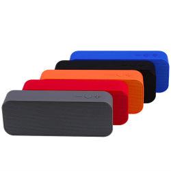 Professional deux cornes Mini haut-parleur Bluetooth audio portable sans fil