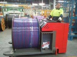 5 тонн погрузчик для транспортировки поддонов с электроприводом для тяжелого режима работы