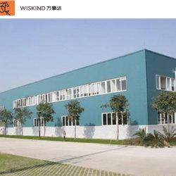 Nouveau design industriel fabriqué par atelier/Châssis en acier préfabriqués/entrepôt/Factory par la lumière de la structure en acier