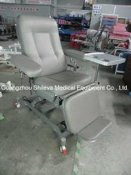 Donor van de Patiënt van het Ziekenhuis van Ce ISO de de Elektrische en Stoel van Recliner van de Luxe van de Therapie van de Infusie