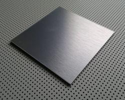 Paneles compuestos de aluminio pulido de oro