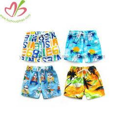De kleurrijke Jongen Swimwear van de Baby van de Broek van het Strand van de Zomer van de Kinderen van de Druk