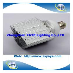 Yaye مصابيح LED على الطريق E40/E27 بقوة 42 واط مع مصباح LED، مصباح LED على الطريق بقوة 42 واط، مصباح LED مع ضمان لمدة 3 سنوات (تتوفر الوايات: 12 واط-98 واط)
