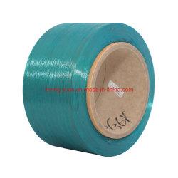 Переработанный Пэт нити накаливания FDY пряжа для вязания и ткачество