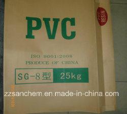 主なバージンの等級の粉のプラスチックのための最もよい価格PVC樹脂S1000