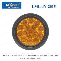 Lmusonu Jy-2015 12V 24V 5W luce Di Svolta posteriore rotonda universale a LED luce di stop luce Di Retromarcia per Camion