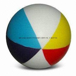 PU Antistress balle beach ball Multicolors cadeau Jouet de conception