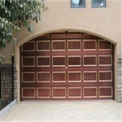Металлические стальные железные двери въезд в гараж высокого качества