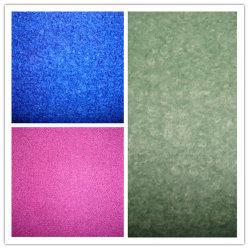 Terry de lana de vellón de lana tejido acrílico