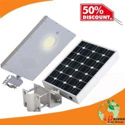 One Light/Solarの庭Light (SRE-YT-048)の6W Integrated Solar Street Light/All