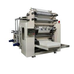 Automatische Interfold Abschminktuch-Papiertuch-Herstellungs-Maschine