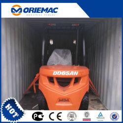 Preço do caminhão de Forklift de Doosan Forklift Diesel D50g de 5 toneladas