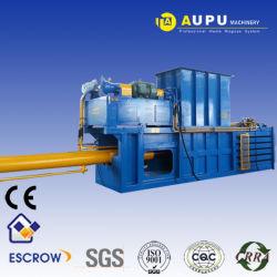 Aupu Epm 수평한 폐기물 마분지 쓰레기 압축 분쇄기 (EPM-80)