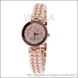 VAGULA Imitation Jewelry Bracelet con Clock (Hlb15664)