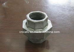 Werfender formbarer Rohrfitting galvanisierter HDPE Rohr-Anschluss