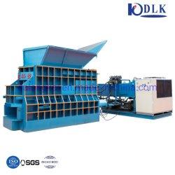 Ws-630 Horizontale Schrott Metall Automatische Schermaschine