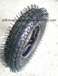 Roda de alta qualidade Barrow pneu, 400mm de diâmetro do pneu Wheelbarrow, 400-8 Wheelbarrow tubo e do Pneu