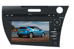 7inch Cr-Z Rhd Andriod 4.0 System Car DVD met 3G/WiFi/Bluetooth/iPod/Radio, Mobile Phone