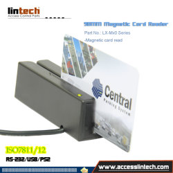 2014 Heet verkoop de Mini Draagbare Interface van de Magnetische Kaart Reader/USB