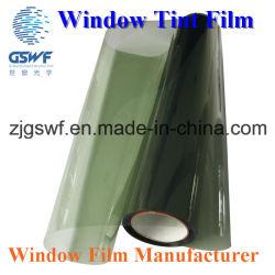 Вся обшивочная ткань на основе металлических окно управления солнечной пленки для автомобиля (2 ply GWY411)
