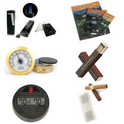 Humidificadores cigarro higrómetros digitales Mega Jet fácil encendedores antorcha siempre coincide con los tubos de soporte Humidor bolsas Bolsa (1030)