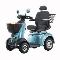 Sce-340-2 Movilidad eléctrica a las 4 ruedas Scooter Scooter de ancianos discapacitados