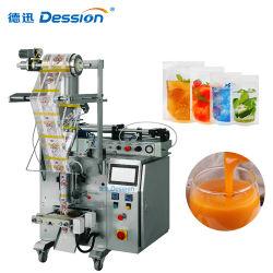 التعبئة التلقائية لسائل معبّئ الفاكهة وعصير المانجو آلة التعبئة