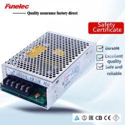 Der Schaltungs-Modus-Stromversorgungen-75W Stromversorgung 15 Volt 5 hellen Fahrer S-75-5 Ampere-LED mit Cer