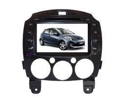مشغل أقراص DVD للسيارة بشاشة تعمل باللمس قياس 8 بوصات لنظام Mazda القديم 2 (TS8631)
